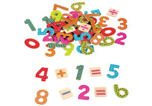 Magnetische Cijfers New Classic Toys 21x17x6 cm (30606)