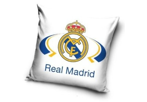 Real Madrid Kussen real madrid wit: 40x40 cm (RM16_2005)