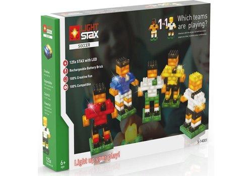 Soccer Light Stax: mix 125 stuks ass en kabel (LS-S14001)