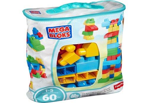Grote Bouwtas Classic Mega Bloks FB: 60 stuks (DCH55)