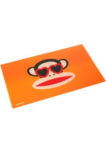 Placemat oranje Paul Frank