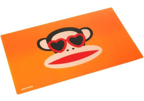 Placemat oranje Paul Frank