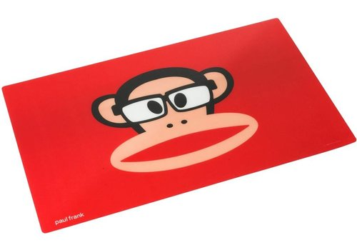 Placemat rood Paul Frank