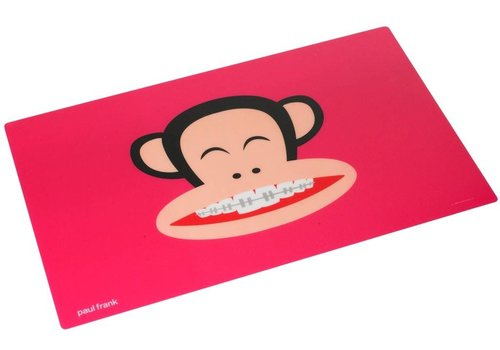 Placemat roze Paul Frank