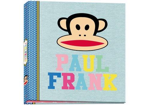 Ringband Paul Frank Girls logo 23-rings (162PFR223STE)