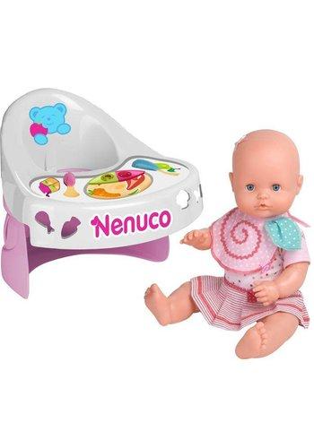 Kinderstoel Nenuco met geluid incl. pop (700012387)