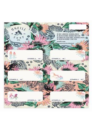 Etiketten O`Neill Girls: 18 stuks (162ONG280)