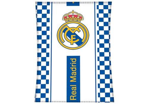 Real Madrid Plaid real madrid logo: 110x140 cm