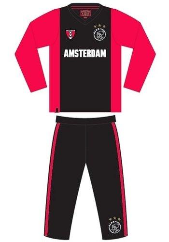 AJAX  Pyjama ajax Amsterdam zwart/rood xxx