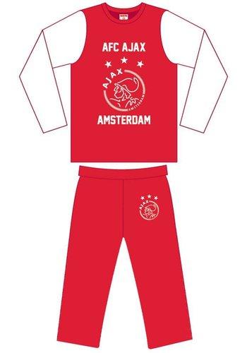 AJAX  Pyjama ajax Amsterdam rood/wit AFC