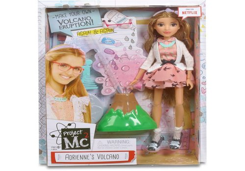 Tienerpop Project Mc2: Adrienne (537588/529248)
