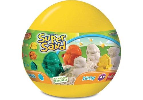 Super Sand Egg Sands Alive: Yellow (lammetje/83260)