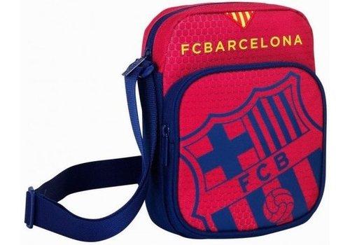 FC Barcelona Schoudertas barcelona rood Blaugrana: 22x16 cm