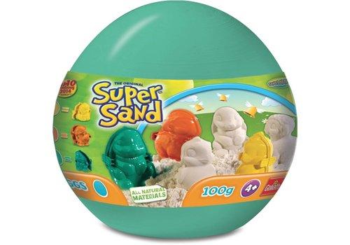 Super Sand Egg Sands Alive: Green (haasje/83260)