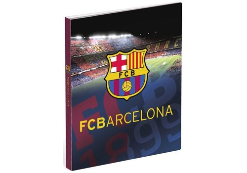 FC Barcelona Ringband barcelona A4 stadion 2-rings polypropyleen (393241)