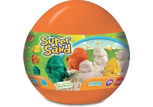 Super Sand Egg Sands Alive: Orange (kuikentje/83260)