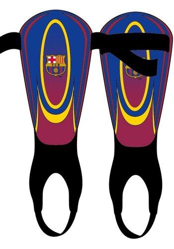 FC Barcelona Scheenbeschermer barcelona junior
