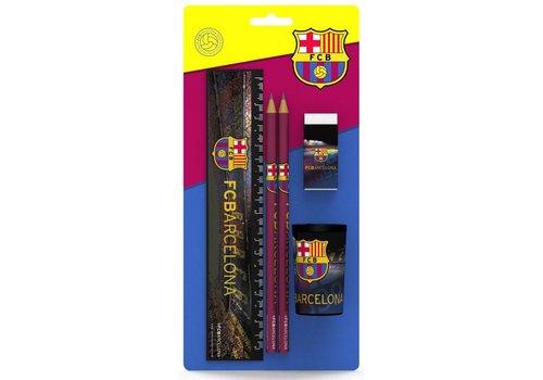 FC Barcelona Schrijfset barcelona stadion: 5-delig (397256)