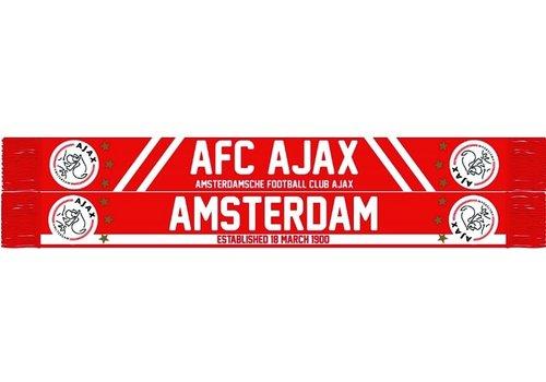 Ajax  Sjaal ajax rood AFC (SJA17552002)