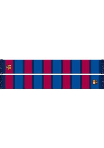 FC Barcelona Sjaal barcelona rood/blauw (5004BUDV5)