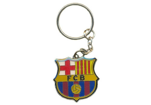 FC Barcelona Sleutelhanger barcelona metaal logo
