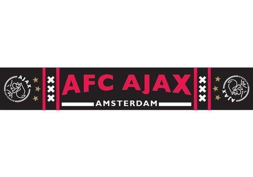 Ajax  Sjaal ajax zwart AFC ajax (16061006Z)