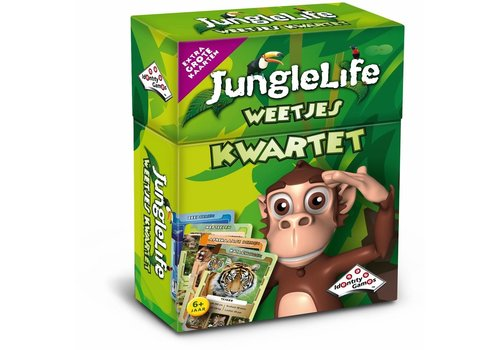 Kwartet Junglelife