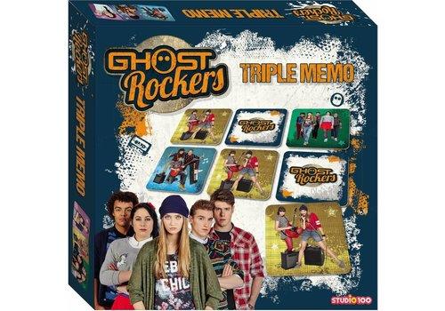Memory Ghost Rockers Triple (MEGR00000500)