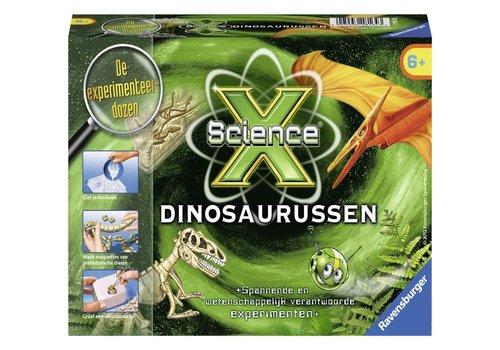 Dinosauriers Science X mini (181643)