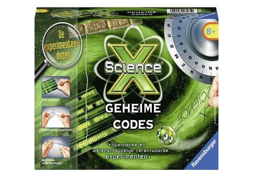 Geheime codes Science X mini (181650)