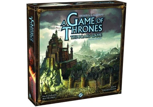 Game of Thrones: Second Edition ENGELS (FFVA65)