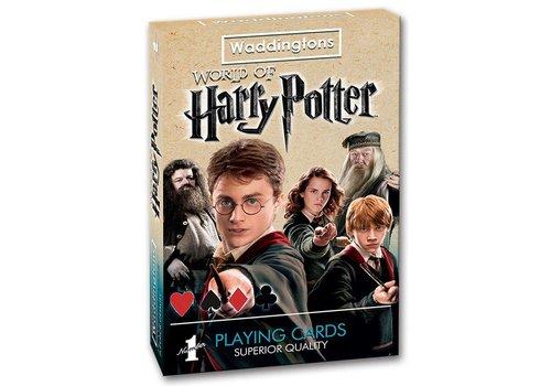 Speelkaarten Harry Potter (WM022149)