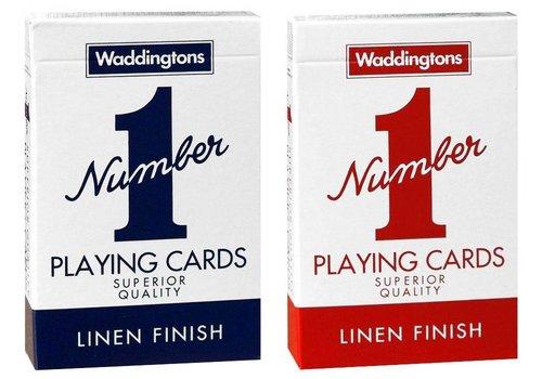Speelkaarten Original Classic Red en Blue (WM027290)