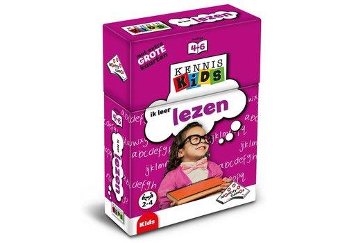 Kaartspel Kenniskids: ik leer lezen (04986)