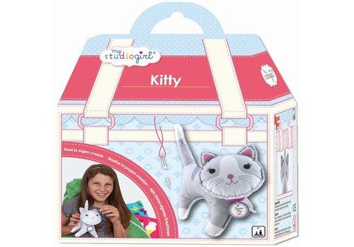 Knutselset My Studiogirl: Kitty (82253)