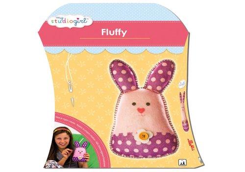 Knutselset My Studiogirl: Fluffy (82241)