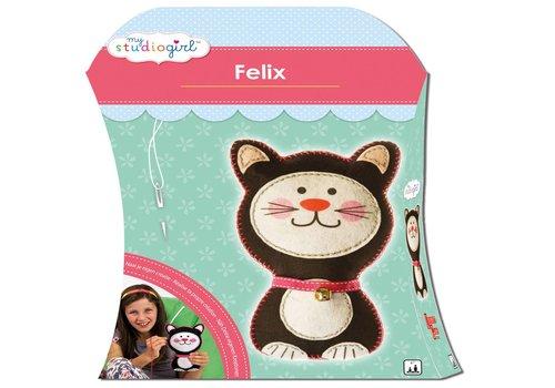 Knutselset My Studiogirl: Felix (82243)