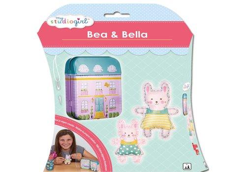 Knutselset My Studiogirl: Bea & Bella (82249)
