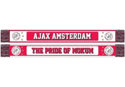 Ajax  Sjaal ajax rood/wit pride of mokum (SJA9809071)