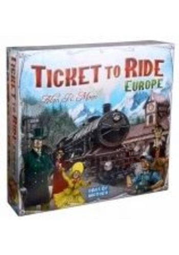 Ticket to Ride Europa (7560)