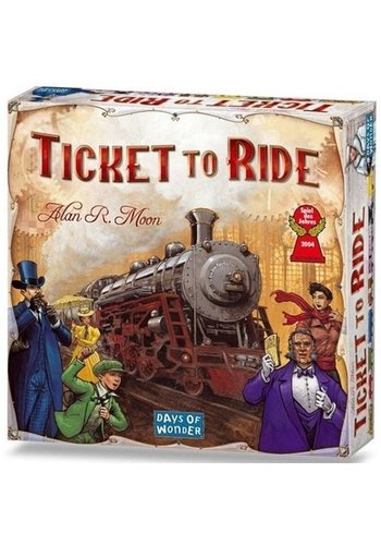 Ticket to Ride USA (7518)