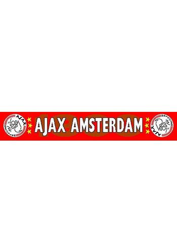 AJAX  Sjaal ajax rood 1900 (SJA9809005S)