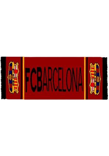 FC Barcelona Sjaal barcelona rood logo