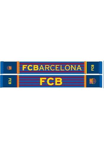 FC Barcelona Sjaal barcelona rood/blauw stripes (5004BUD8)