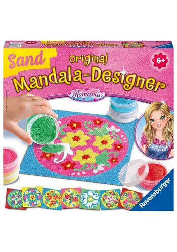 Ravensburger Sand Mandala Designer: Romantic (298877)