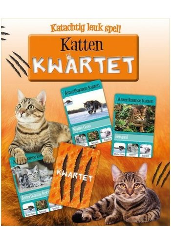 Kwartet Kat (88860)