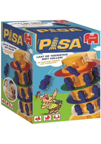 Toren van Pisa: Refresh (00108)