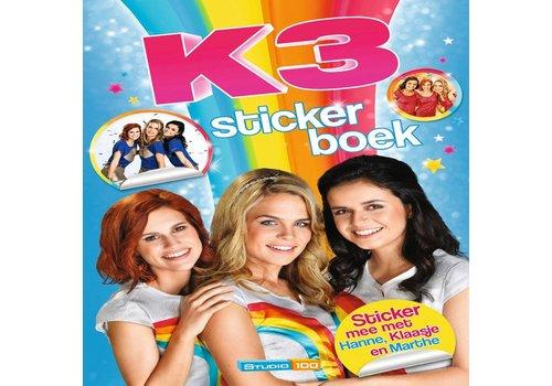 Stickerboek K3: de nieuwe K3 (6%) (BOK3N0000020)