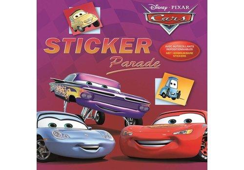 Cars Stickerboek Cars: sticker parade (6%) (0661558)