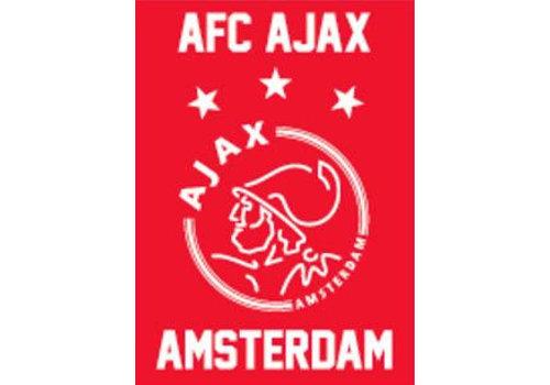 Ajax  Speelkaarten ajax wit/rood/wit logo